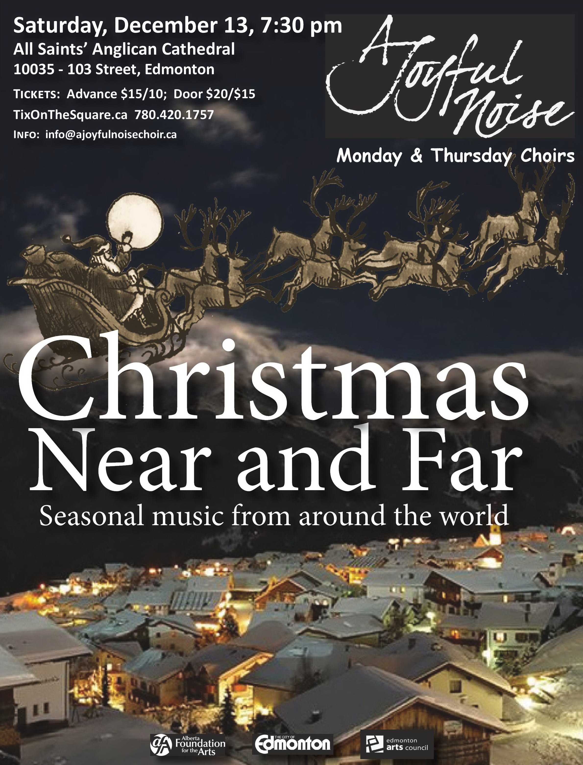 AJN 2014-12 Christmas Near and Far POSTER