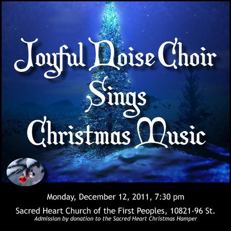 Sacred Heart Concert Poster